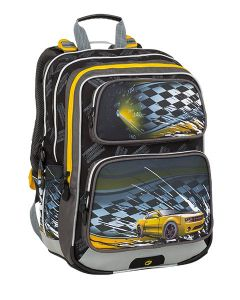 Bagmaster Galaxy 9 D Black/yellow