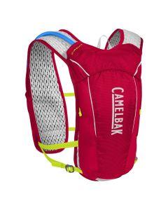 Camelbak Circuit Vest Crimson Red/Lime Punch