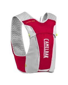 Camelbak Ultra Pro Vest M Crimson Red/Lime Punch