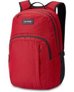 Dakine Campus M 25L Crimson Red