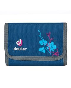 Deuter Wallet Steel orchid