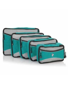 Heys Ecotex Packing Cube Set – sada 5 ks
