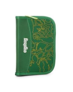 Ergobag Penál vybavený zelený
