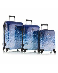 Heys Blue Skies S,M,L – sada 3 kufrů