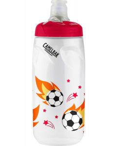 CamelBak Podium Youth 0,6 l Soccer flames