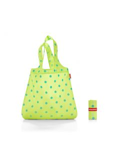 Reisenthel Mini Maxi Shopper Lemon Dots