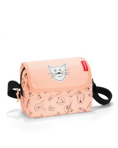 Reisenthel Everydaybag Kids Cats and dogs rose