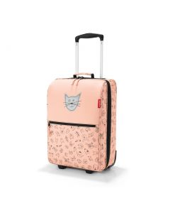 Reisenthel Trolley XS Kids Cats and dogs rose