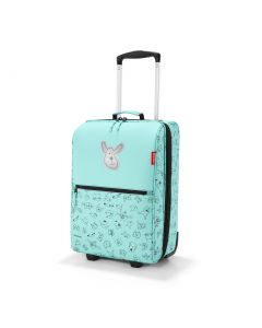 Reisenthel Trolley XS Kids Cats and dogs mint