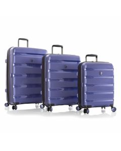 Heys Metallix S,M,L – sada 3 kufrů