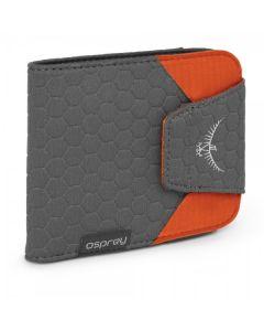 Osprey QuickLock RFID Wallet Poppy orange
