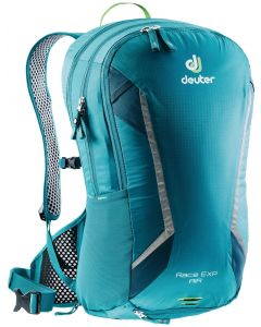 Deuter Race EXP Air Petrol-arctic