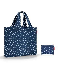 Reisenthel Mini Maxi Beachbag Spots Navy