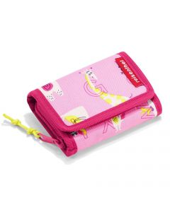 Reisenthel Wallet S Kids Abc friends pink