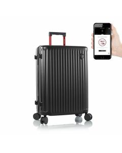 Heys Smart Luggage Airline Aproved M Black