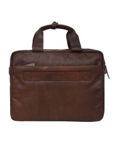 Strellson Coleman 2.0 Briefbag MHZ Dark brown