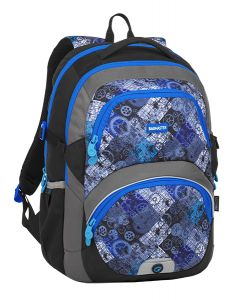 Bagmaster Theory 8 D Black/blue/gray