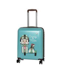 Travelite Lil' Ledy 4w S hardcase