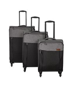 Travelite Neopak 4w S,M,L – sada 3 kufrů