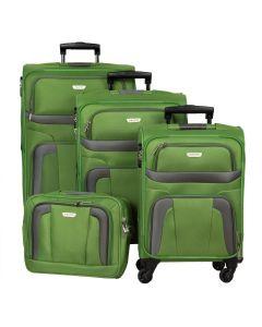 Travelite Orlando 4w S,M,L Green + Board Bag