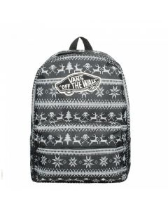 Vans Realm Backpack Holiday Black