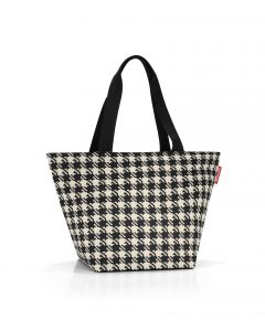 Reisenthel Shopper M Fifties Black
