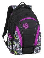 Bagmaster Bag 9 B Purple/green/black