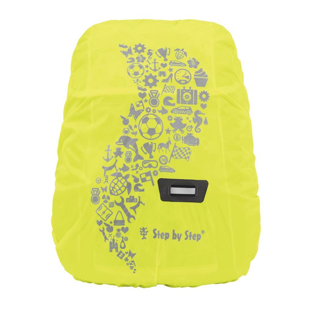 E-shop Pláštěnka pro dětský batoh žlutá