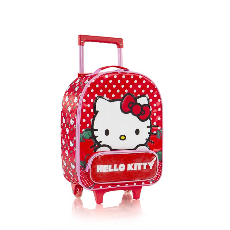 Heys Kids Soft Hello Kitty Red