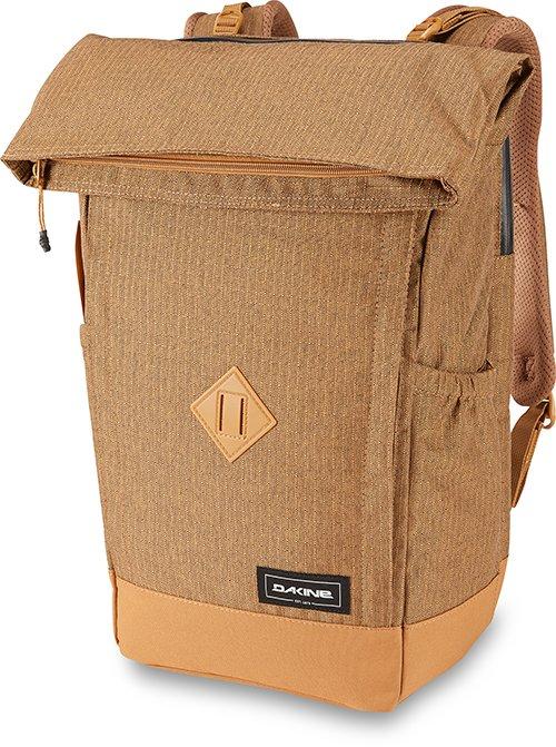 Dakine Infinity Pack 21L Caramel.  samostatný oddíl s organizérem,neoprenovou přihrádkou na notebook a fleecovou kapsou na tablet pojme notebook do velikosti 17