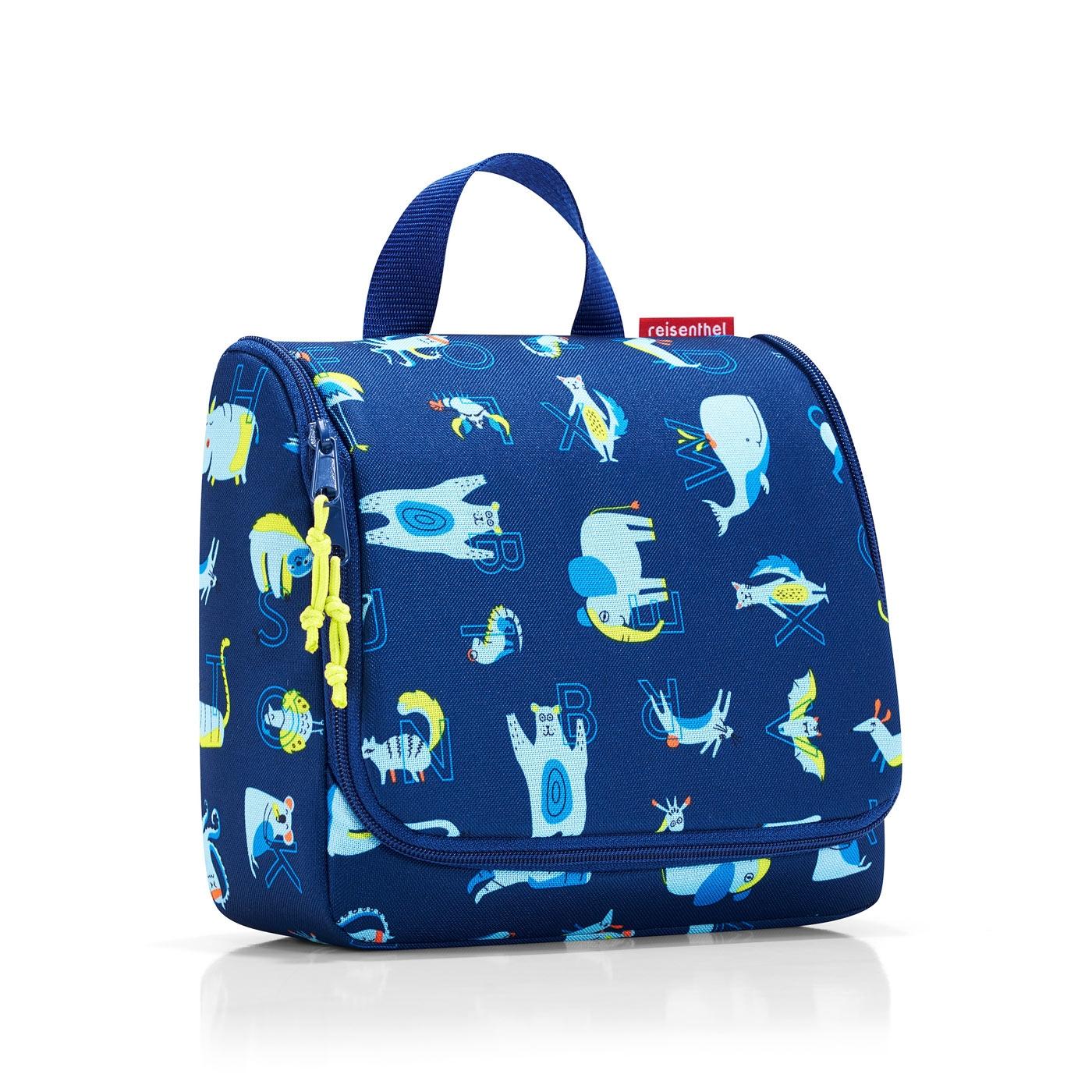 E-shop Reisenthel Toiletbag Kids Abc friends blue