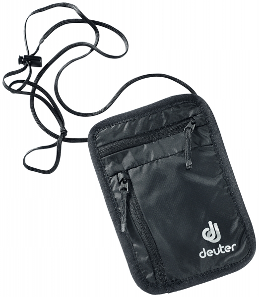 Deuter Security Wallet I Black