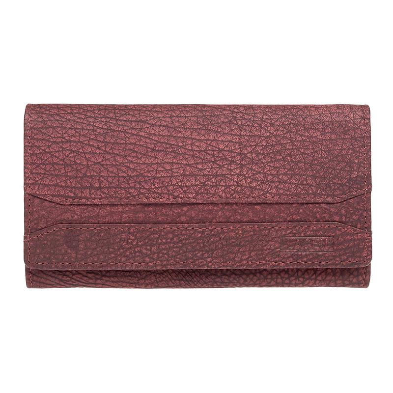 Lagen Dámská peněženka kožená W-2025/W Červená