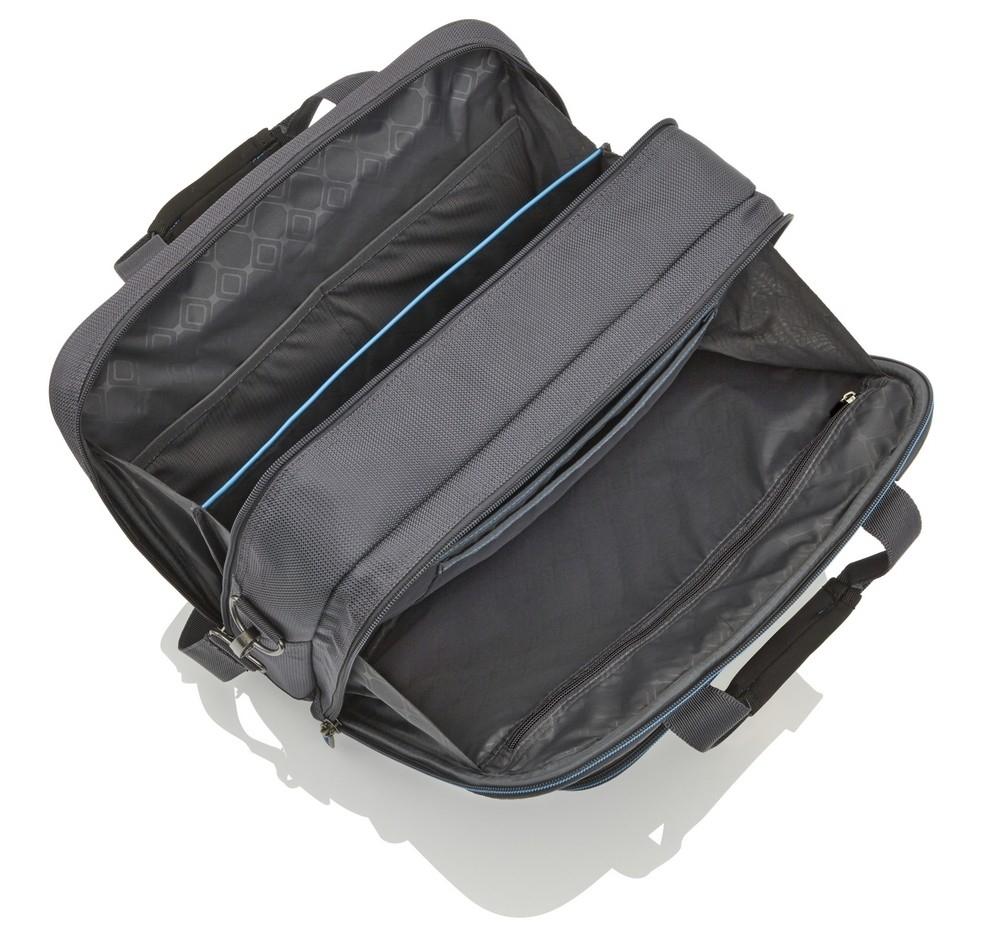 Travelite CrossLITE Board Bag Anthracite Do praktických pomocníků v podobě  palubních tašek ... cb4f1aada7
