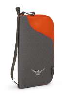 Osprey Document Zip Wallet Poppy Orange