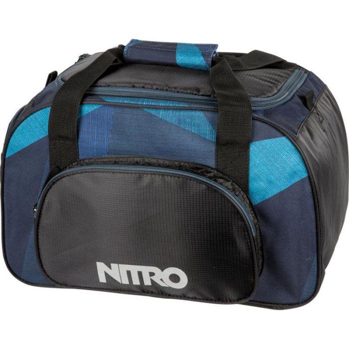 Nitro Weekender Duffle XS Fragments blue